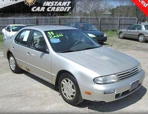 1996 Nissan Altima Gxe Used Reliable Car For 1000 In Michigan