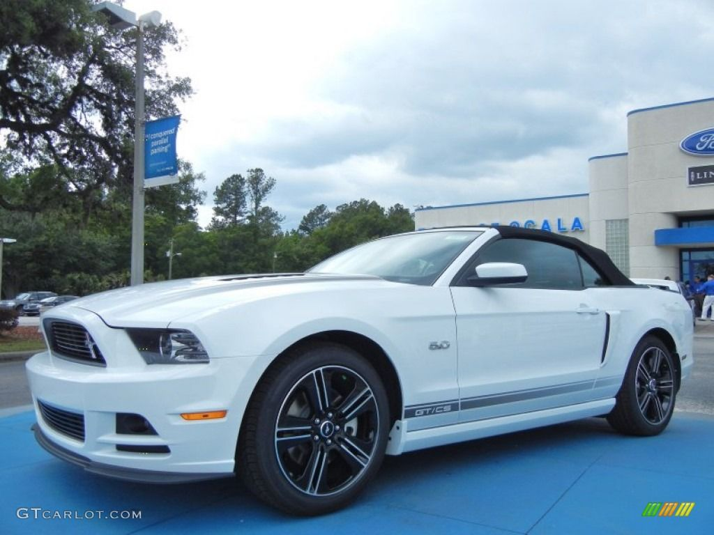 Mustang 2000 colors ford mustang gt cs california special convertible oxford white color