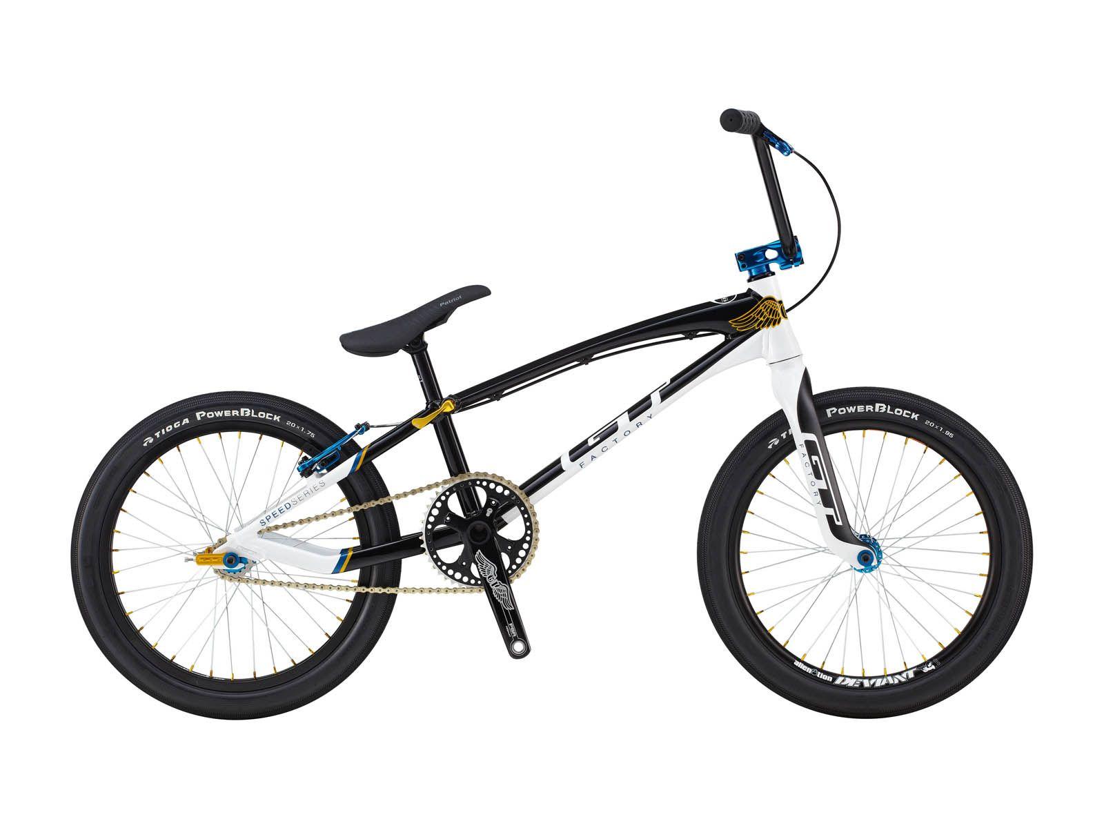 GT Speed Series Pro XL 2014, black/white - BMX Rad | GT bike ...