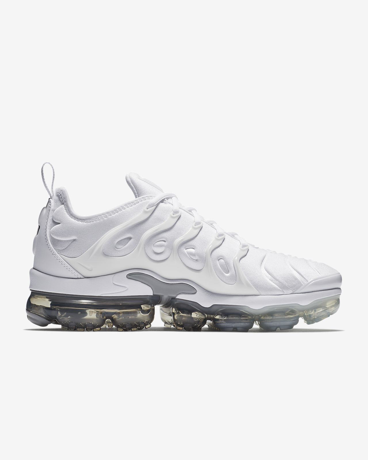 Nike Air Vapormax Plus Men s Shoe - 14 Platinum 2a7eb6df9