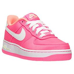 Girls  Grade School Nike Air Force 1 Low Casual Shoes  74c3801c3