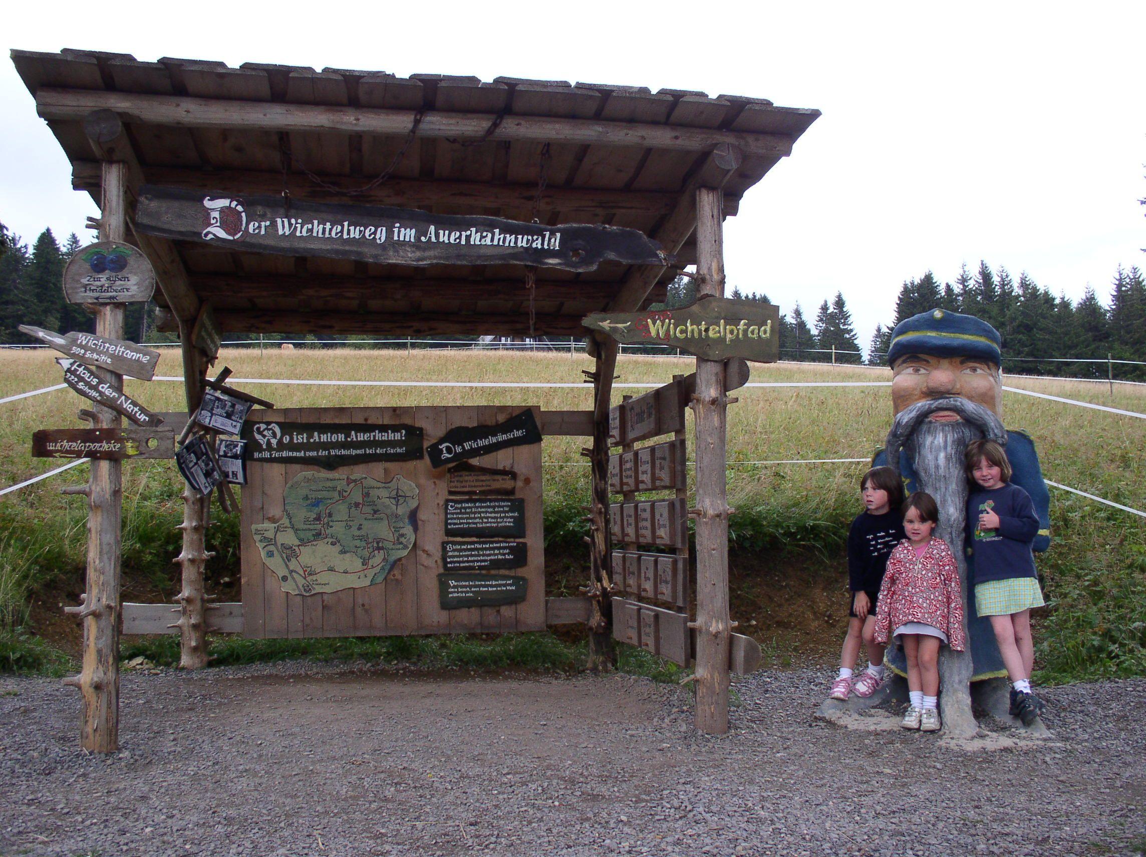 Feldberg Duitsland Kabouterbos Met De Kids Duitsland Reizen