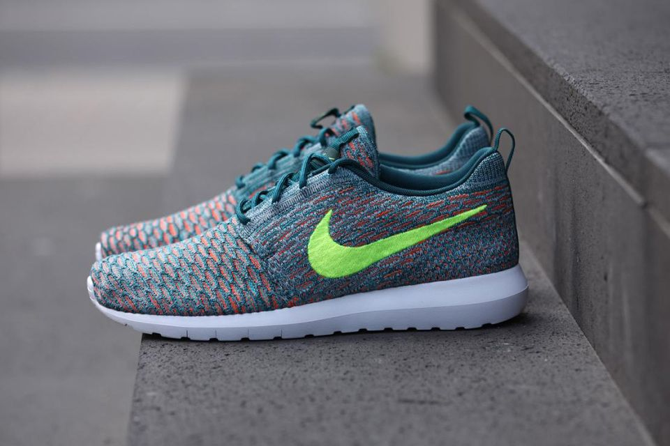 Buy Nike Flyknit Lunar 1 Review Shoes Mens Dark Grey Black Rainbow Multi  Color 554887 004 | Tennis shoes | Pinterest | Flyknit lunar, Nike flyknit  and ...
