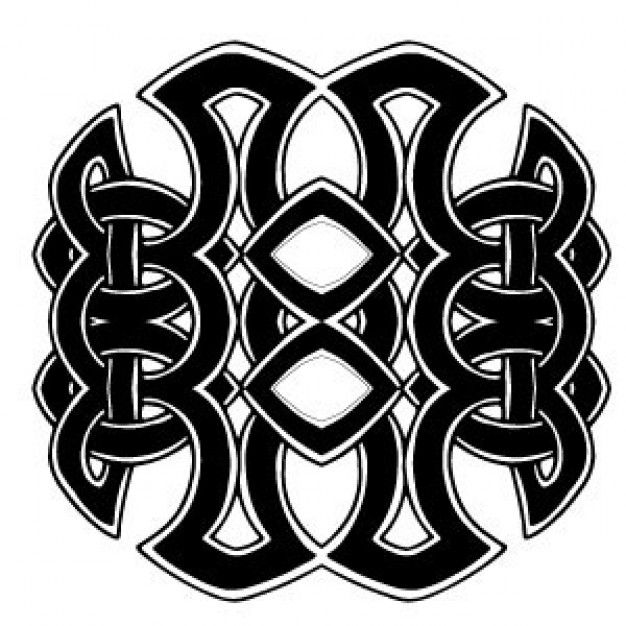 Celtic Knot Vector Art Free