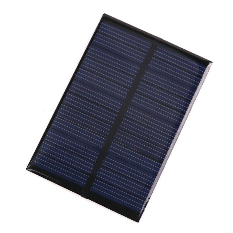 ANBES Solar Panel 5V 6V 12V Mini Solar System DIY For Battery Cell Phone Charger