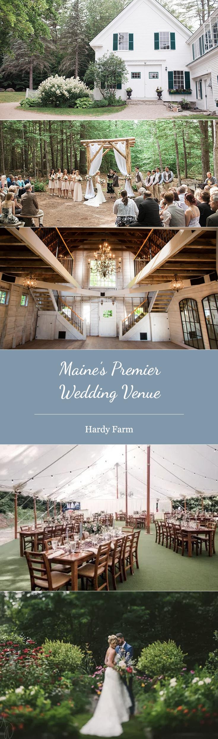 Venue Overview | Wedding venues, Barn wedding venue, Maine ...