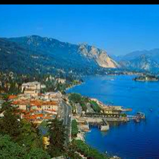 Stressa Italy Stresa Italy Lake Maggiore Italy Places To Travel