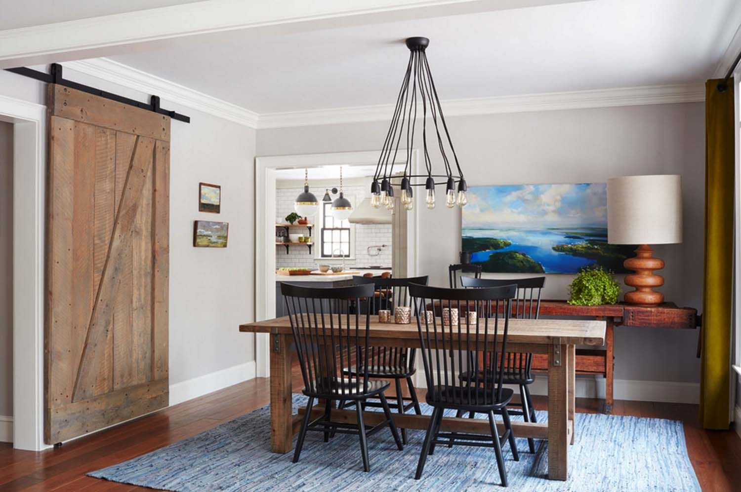 Exquisite farmhouse style home in north shore massachusetts