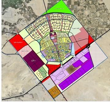 خريطة العاشر من رمضان Http Www 10thonline Com City Egypt New City