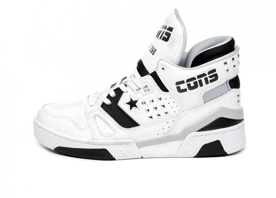 Converse ERX 260 Mid Sneakers, Converse, Black  Sneakers, Converse, Black