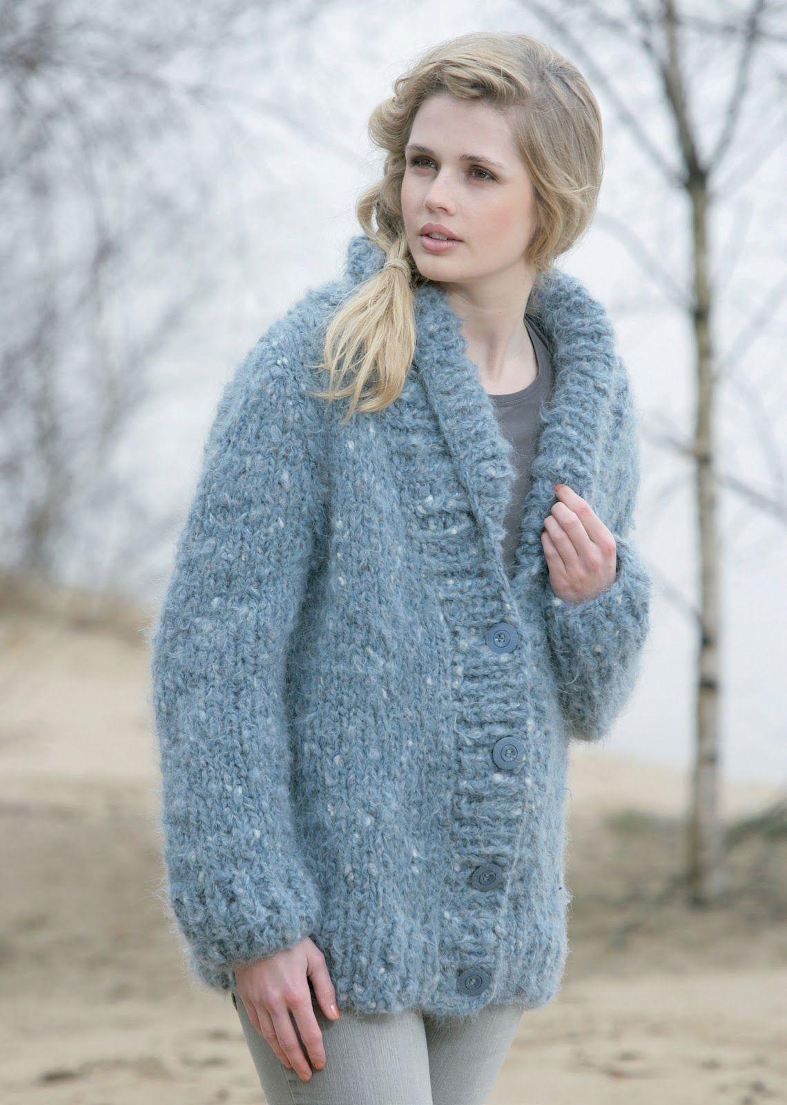 modele tricot gratuit femme gilet