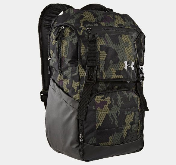 db0470aae5 Camo Print for UA Ruckus Storm Backpack Under Armour Backpack