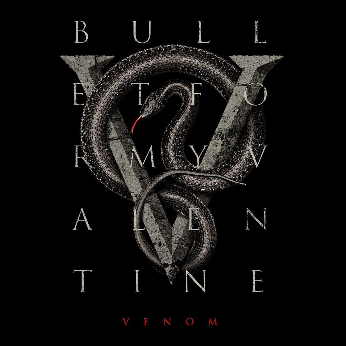Bullet For My Valentine 2015 Venom Bullet For My