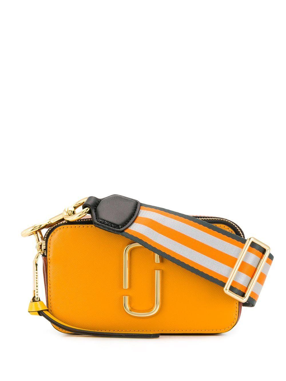 Marc Jacobs The Snapshot Camera Bag - Farfetch | Crossbody bag ...