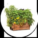 id es de jardini res jardin bio pinterest jardini res potager et jardinage. Black Bedroom Furniture Sets. Home Design Ideas