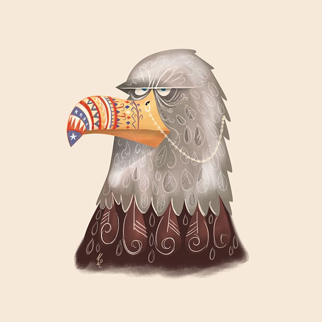 Happy Independence Day! by Dave Mottram from http://monkeyworks.org/2013/07/04/happy-independence-day