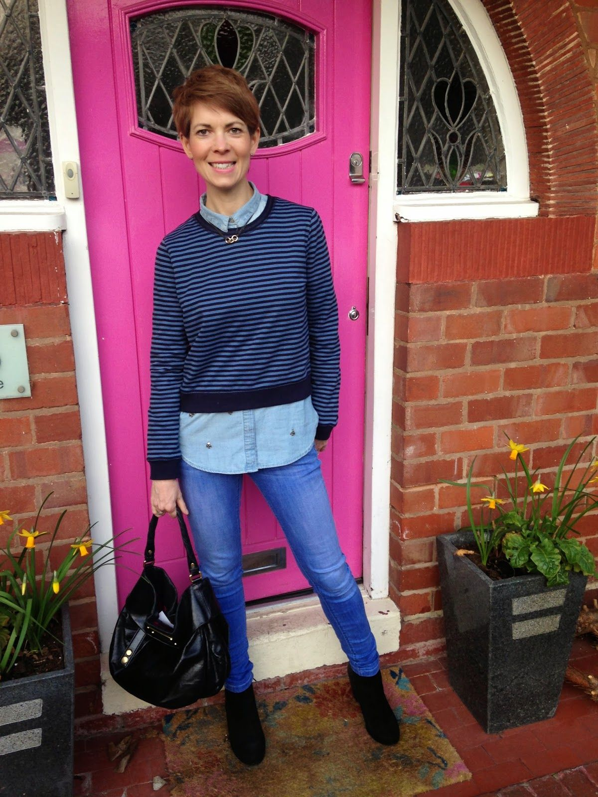 Style Guile: A layered look from H&M and Jigsaw