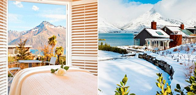 Matakauri Lodge | New Zealand Boutique Hotels in Queenstown