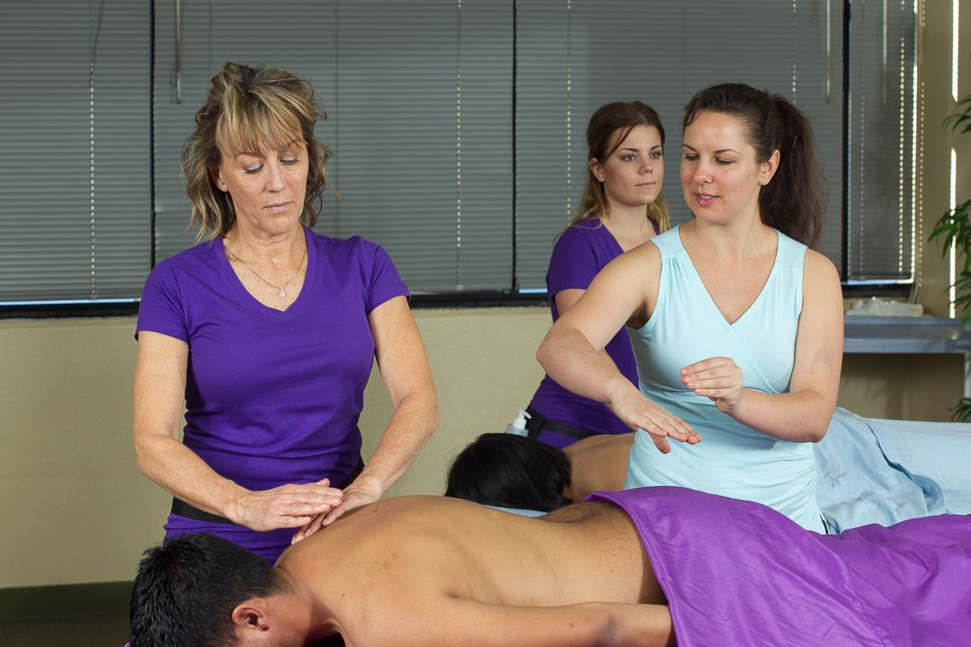 Licensed Massage Therapy Beauty Program in Los Angeles
