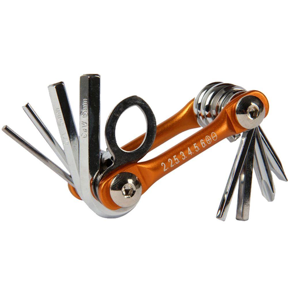 8 In 1 Portable Mountain Bicycle Tools Set Bike Mini Multi Repair