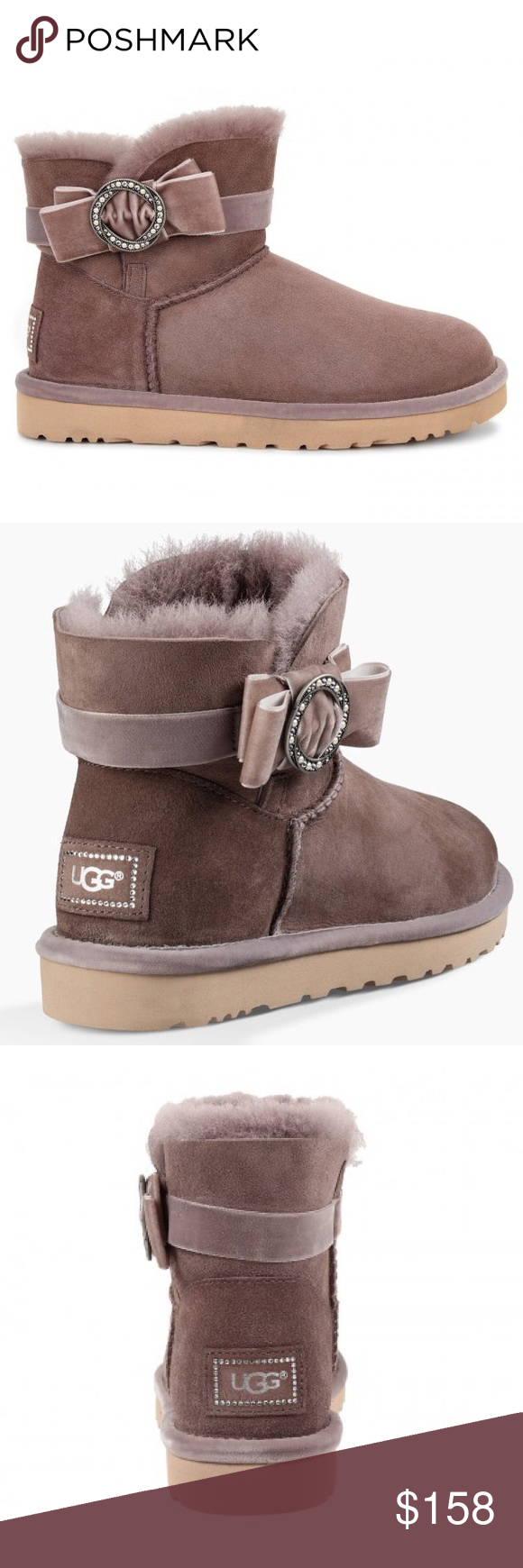 3eaabf07953 NWOB BOW UGG BOOTS Never worn, brand new Ugg boots in perfect ...