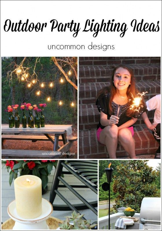 Easy Outdoor Party Lighting Ideas | Outdoor lighting, Outdoor ... on easy pool landscaping ideas, easy garden decor ideas, easy shed ideas, easy cleaning ideas, easy travel ideas, easy outdoor lighting, easy advertising ideas, easy awning ideas, easy food ideas, easy home ideas, easy color ideas, easy kitchen ideas, easy insulation ideas, easy decorating ideas, easy tile ideas, easy bathroom ideas, easy water garden ideas, easy tips, easy jewelry ideas, easy rope light ideas,