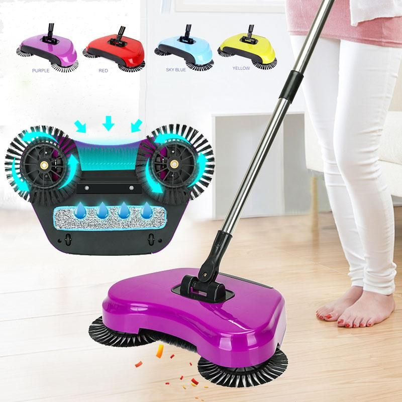 Best Broom Tool Sweep Mop Clean Your Home Easy Without Telescopic