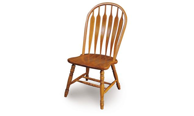 $114 Oak Express: New Yorker Side Chair : CS INNYL These Beautiful Arrow  Back