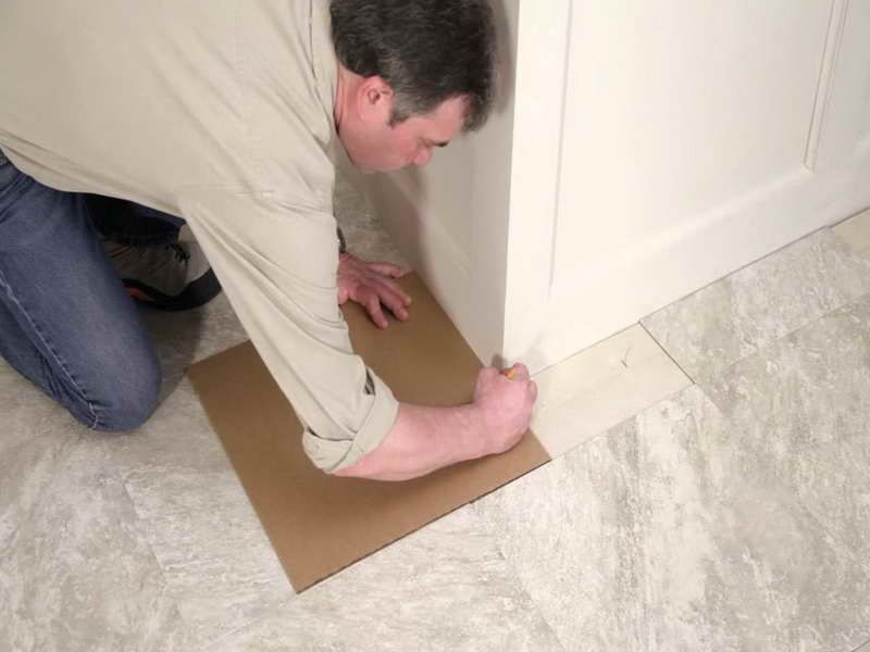 How To Tile A Bathroom Floor And Measurement Httplanewstalk