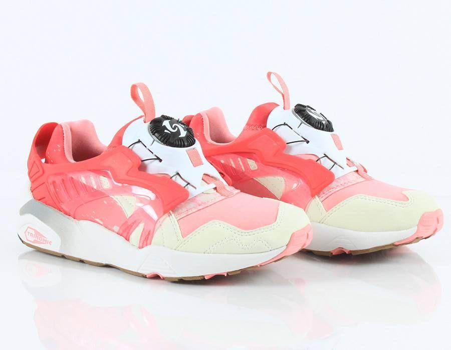 Puma Disc Blaze Coastal Pink Sneakers - Women