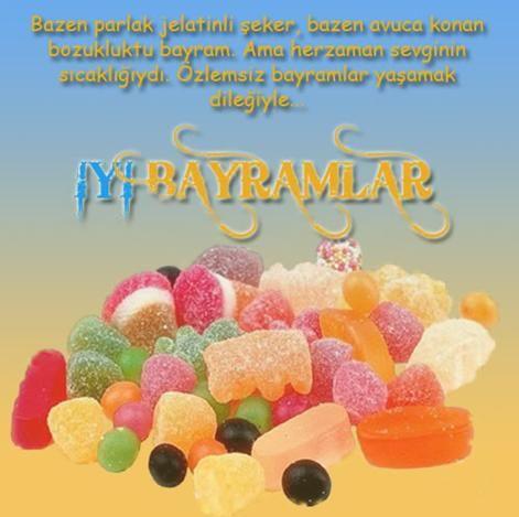 Resimli Ramazan Bayrami Mesajlari Resimli Ramazan Bayrami Sms Leri Candy Images Candy Gummy Candy