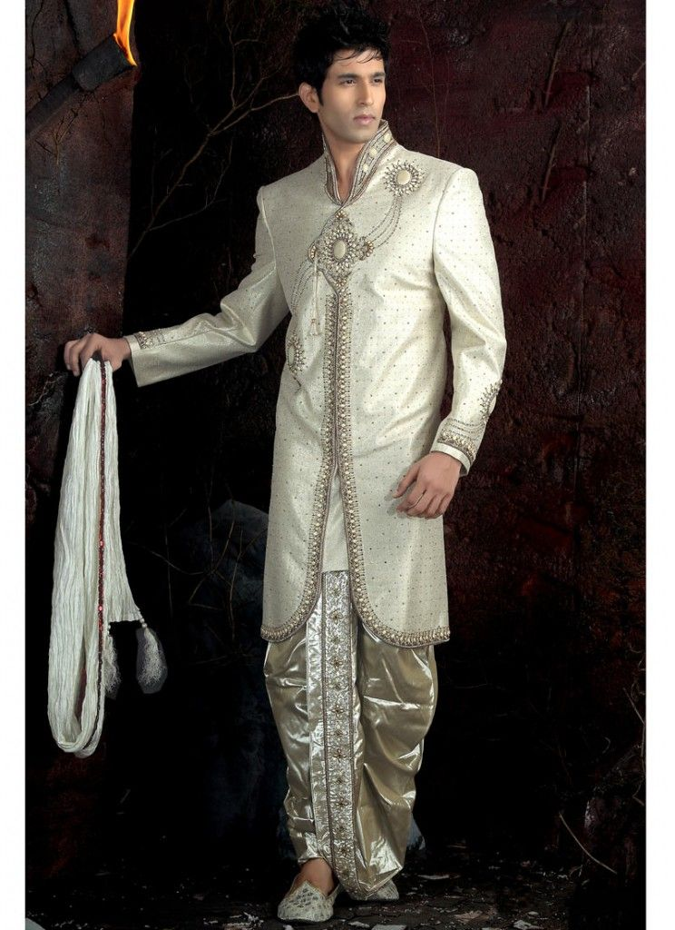 Latest Fashion Trends For Men Indian groom wear