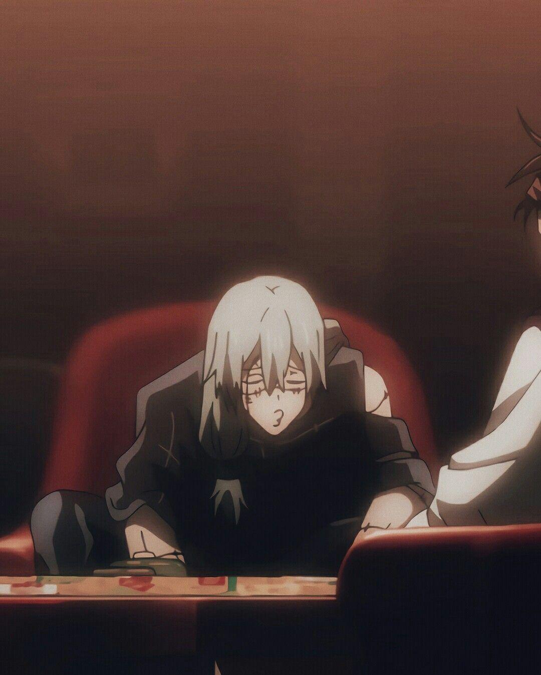 Mahito In 2021 Jujutsu Anime Manga Anime