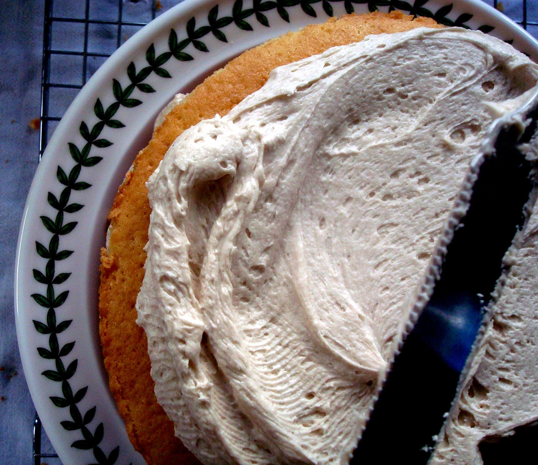 Brown Sugar Buttercream Wins Holiday Baking