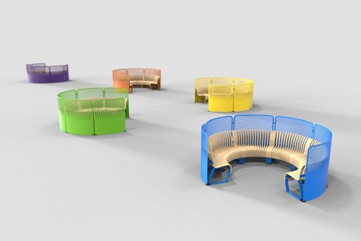 Stockholmsmässan exhibition by Green Furniture Concept, Stockholm – Sweden » Retail Design Blog