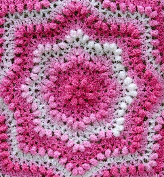 Crochet Pattern- Baby Ripple Afghan. Download Pattern PDF. All ...