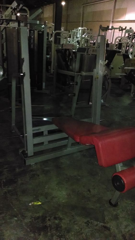 Check out what I just listed on eBay - Magnum Breaker Olympic Decline Bench - $495 http://r.ebay.com/vxKo82 via @eBay