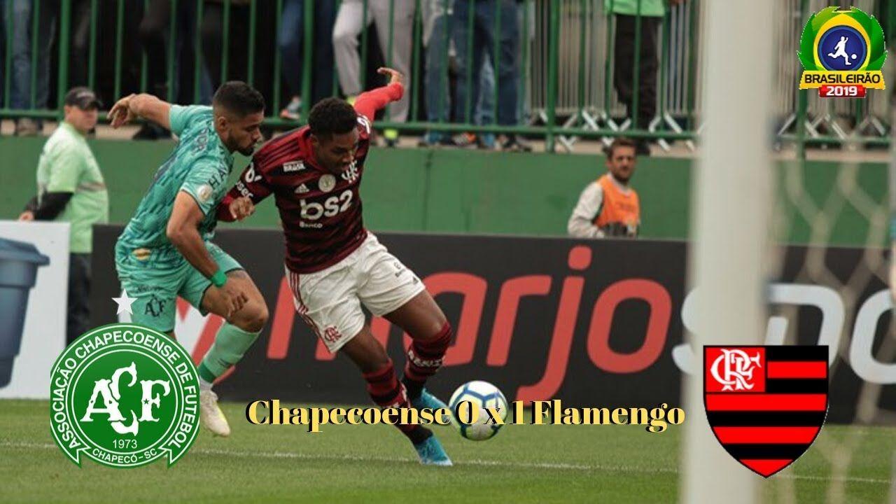 Chapecoense 0 x 1 Flamengo 23ª rodada Melhores Momentos