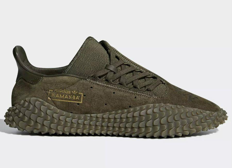 58b9257e31fd0c  football  soccer  futbol  fussbal Adidas Neighborhood Kamanda 01 Shoes - Supplier  Colour