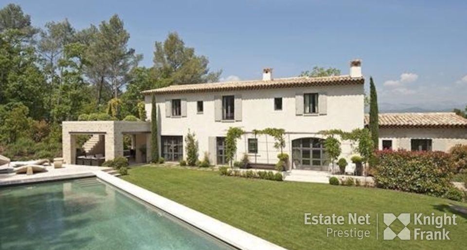 Villa avec Piscine et Vue dans la Domaine Terre Blanche