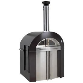 Forno Venetzia Bellagio Brick Hearth Wood Fired Outdoor Pizza Oven