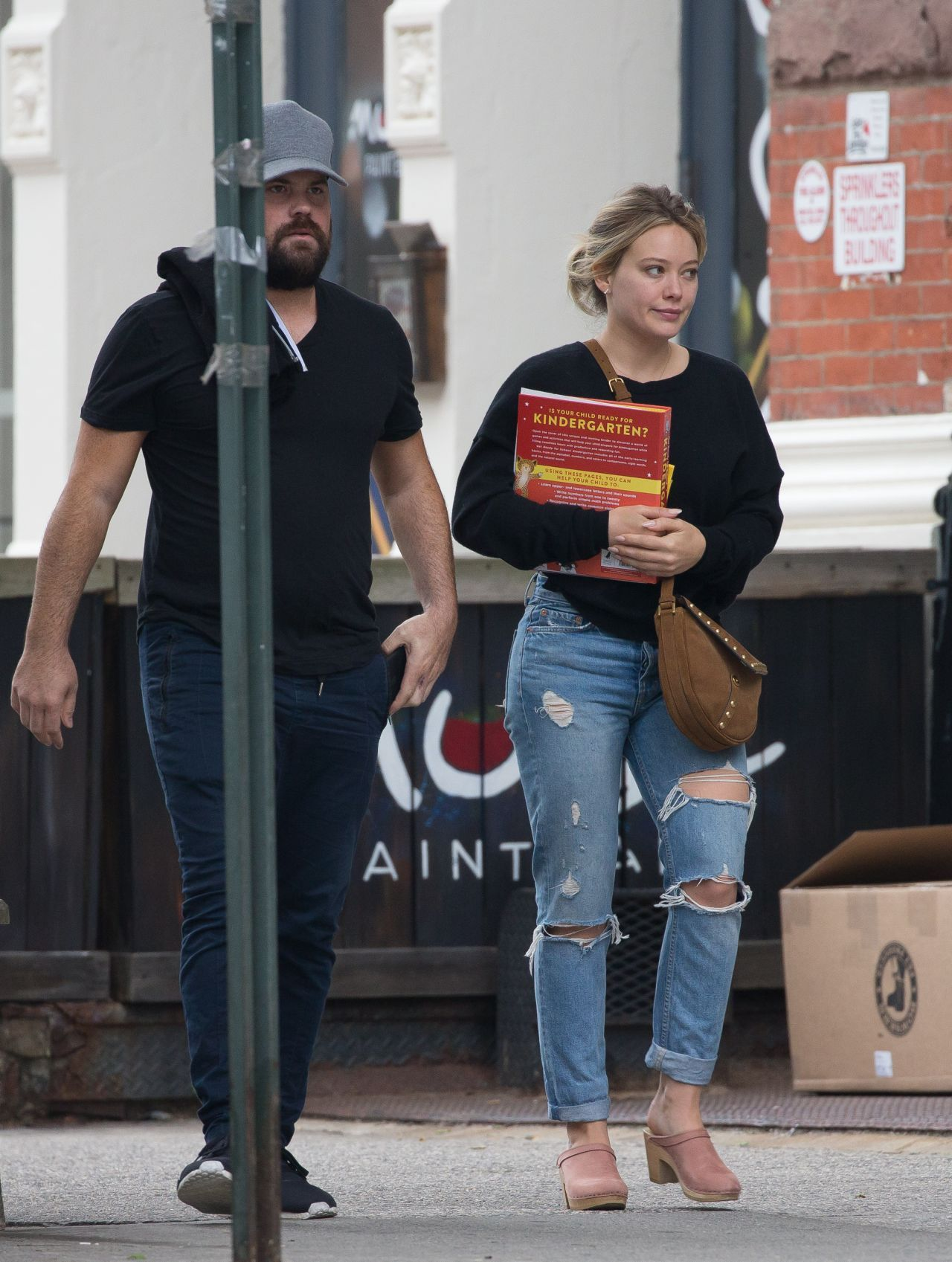 Hilary duff and her ex husband mike comrie new york naked (96 photos)