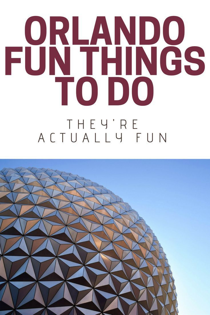 25 Fun Things To Do In Orlando Florida Free Things To Do Today