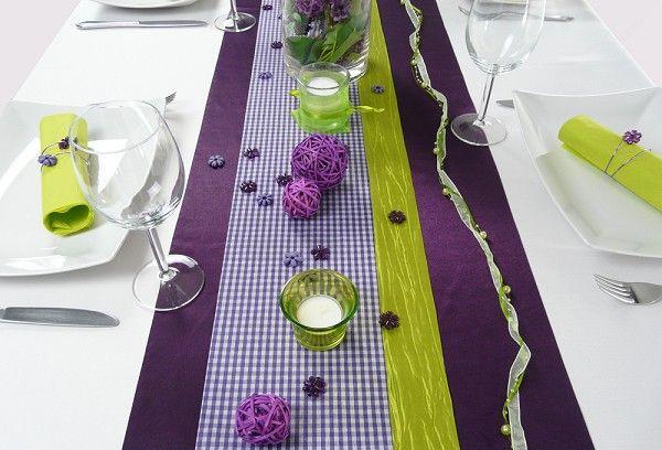 Grünes Fripe #Dekoband für Deine #Tischdekoration: http://www.trendmarkt24.de/fripe-dekoband-hellgruen-5-cm-breit-20-m-lang.html#p