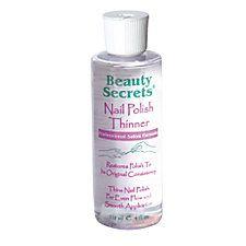 Nail Polish Thinner | Style: Hair & Beauty | Secret nails, Nail ...