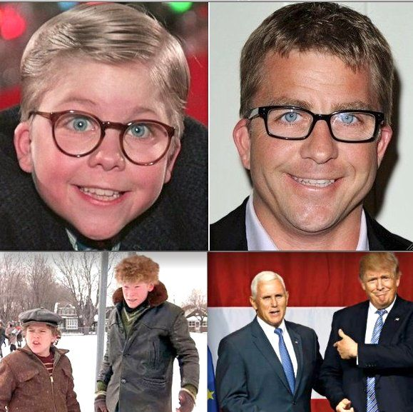 Where are they now? A Christmas Story. :) | Just Funny | Pinterest