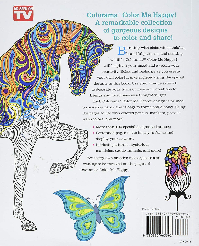 Colorama Coloring Pages Printable Unique Colorama Coloring Book Color Me Happy Coloring Books Nativity Coloring Pages Coloring Pages