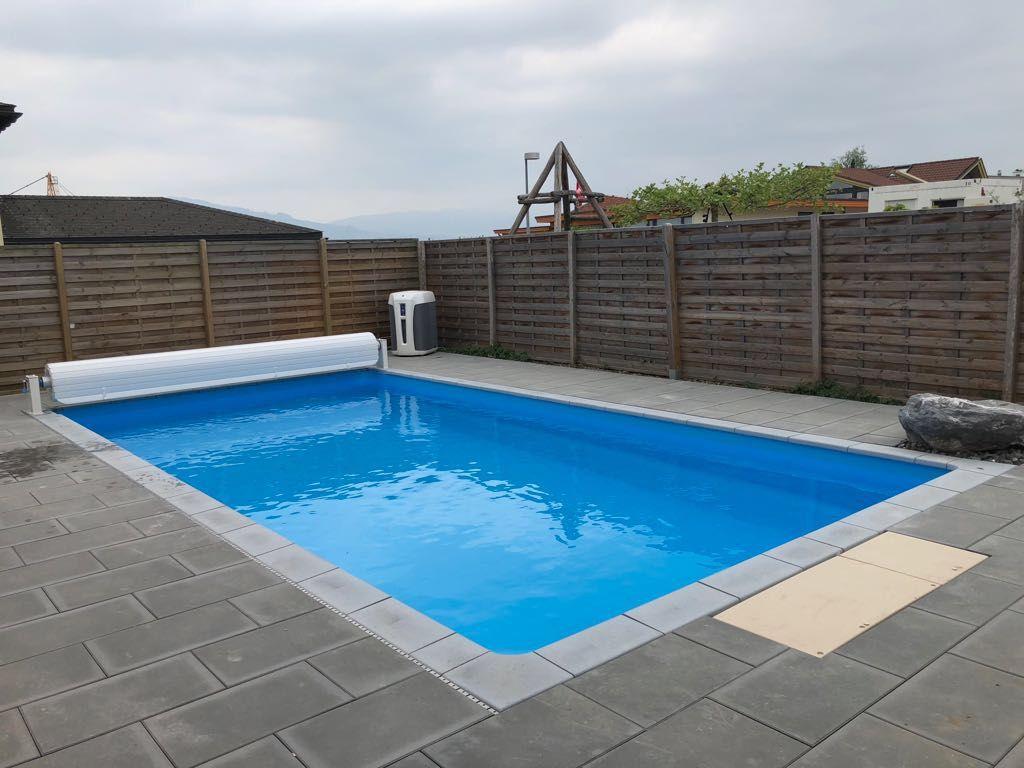 Unterhalt Tuggen Terrassengestaltung Landschaftsbau Poolbau