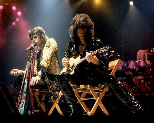 Epic Rights Began Work With Aerosmith In The Mid 70 S Steven Tyler Aerosmith Aerosmith Tyler Aerosmith