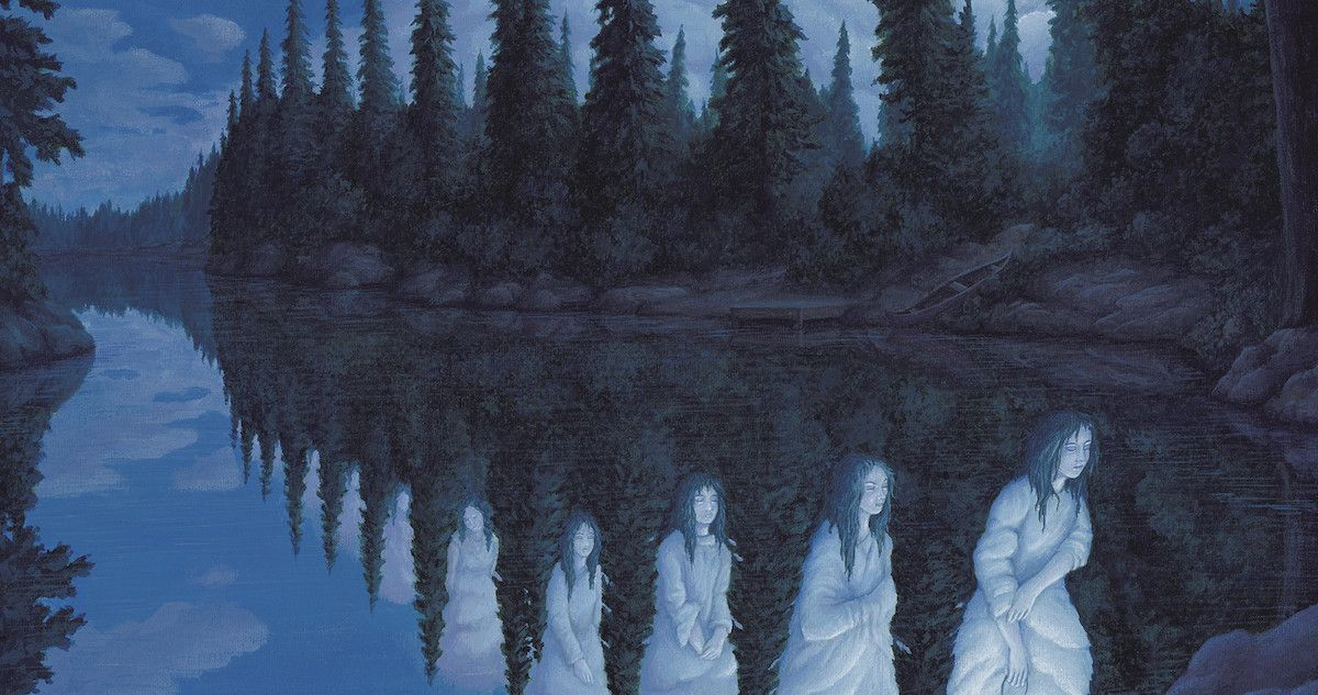 46 Optical Illusion Paintings That Are Sure To Blow Your Mind